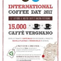 INTERNATIONAL COFFEE DAY 2017: IL 1 OTTOBRE L'ESPRESSO DI CAFFÈ VERGNANO È ANCORA PIÙ BUONO