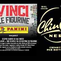 Bevi Neri e vinci le Figurine Panini Partito il nuovo concorso on pack di Chin8, Limoncedro e Aranciosa