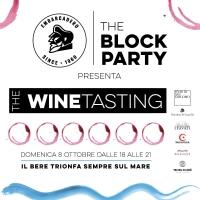 Block Party all'Embarcadero di Salerno