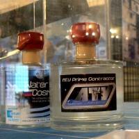 The COSMOBSERVER visita il centro ricerche che confeziona l'acqua per gli astronauti