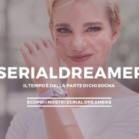 "LA NUOVA PROTAGONISTA DEL PROGETTO #SERIALDREAMERS DI HIP HOP E' BEBE VIO, AL GRIDO DI: ""LIVE LIGHT, DREAM STRONG"""
