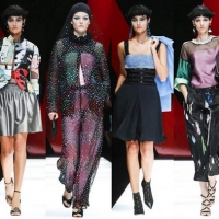Brave Models, Lidewij debutto con Ermanno Scervino