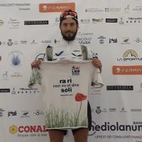 Matteo Colombo vince il Trail Parco della Maremma km 62
