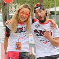 Matteo Colombo e Cecilia Polci vincono il Trail Parco della Maremma 62km