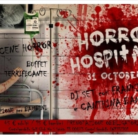 Golf Club a Roma Country Club Castelgandolfo: 31 october - Halloween - Horror Hospital