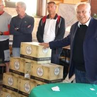 """Il proprio peso in birra Warsteiner  al primo classificato della Barcolana Classic, classe """"Barche d'epoca"""""""