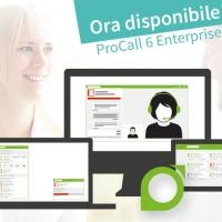 E la vostra pagina web parla? Per un business più agile e dinamico nasce il ProCall6 Enterprise. Presentato nei giorni scorsi e ora disponibile il best-seller di estos
