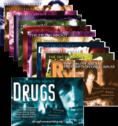 Prevenzione dalle droghe diffondendo informazione