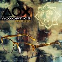 Aoxoptics: Ecco il nuovo occhiale tecnologico firmato dall'astrattista Giorgetti