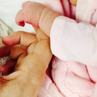 Janet De Nardis è diventata mamma