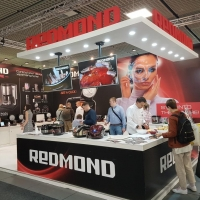 REDMOND presenta gli elettrodomestici intelligenti all' IFA-2017 a Berlino