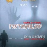 FANTASMILAND  La notte di Halloween al Teatro Alberti di Desenzano