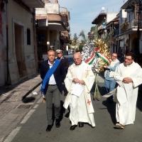 Mariglianella: L'Amministrazione Comunale ha svolto la Commemorazione dell'Unità d'Italia e la Festa delle Forze Armate. Deposta Corona di Alloro preso la Lapide dei Caduti della Grande Guerra.