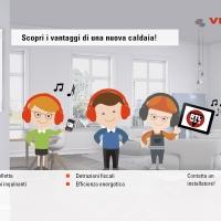 Viessmann torna on air su RTL 102.5 con una nuova campagna pubblicitaria