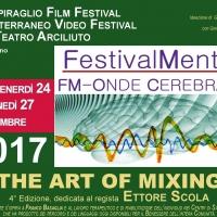 FESTIVALMENTE FM – ONDE CEREBRALI: AL TEATRO ARCILIUTO IN ARRIVO LA QUARTA EDIZIONE
