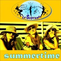 Le Soprano con il nuovo singolo Summertime