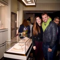 Delizioso Party in Via Bocca di Leone per l'Opening di Angeletti