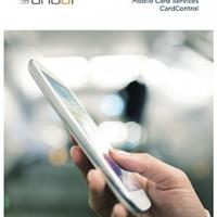 Controllo e gestione della sicurezza delle carte di credito con l'app di Ondot