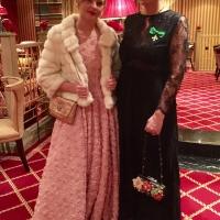 Il nostro fashion made in Italy al Ballo delle debuttanti a Londra