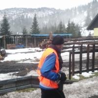 Peter Gombita di corsa per i poveri da Kosice (Slovakia) a Città del Vaticano