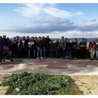 Mariglianella Forum Comunale dei Giovani in visita al Parco Vergiliano di Napoli.