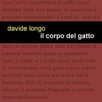 Il corpo del gatto: da oggi in libreria il volume di Davide Longo