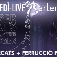 GIOVEDÌ 23 NOVEMBRE ALL'ARTERÌA SARÀ LA NOTTE DEL ROCK CON I SUPERCATS AND THE BADGER E FERRUCCIO FUSETTI!