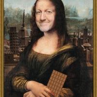Marco Carena e il suo Cioccomondo