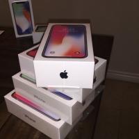 Apple iPhone X 64gb €450 iPhone 8 €370 iPhone 8 Plus €400 iPhone 7 €300