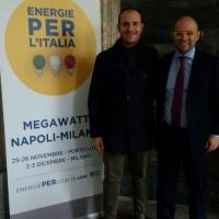 Energie per l'Italia si presenta a Terzigno. Il 30 novembre un convegno con Ambrosio, Marino e Montemarano