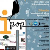 Appuntamento sabato al Teatro Augusteo con I-pop Festival