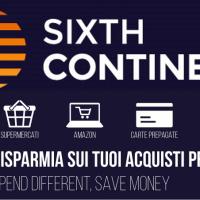 Sixthcontinent: Come Risparmiare su Carburante, Spesa e Buoni Amazon
