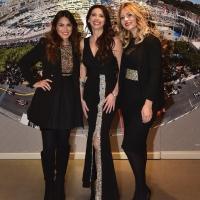 La seducente Lorena Baricalla sceglie Eles Italia per l'esclusivo evento Monaco WSLA 2017