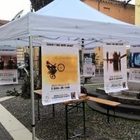 Iniziativa per l'anniversario dei Diritti Umani in Piazzetta Vescovado