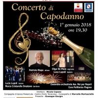 Concerto di Capodanno 2018 a Napoli Teatro Delle Palme