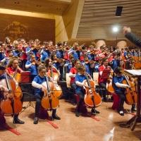Gran concerto di Natale. Note e solidarietà