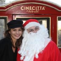 Grande Party di Natale a CInecittà World