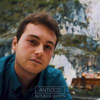 """ANTIOCO """"IN PUNTA DI PIEDI"""" è il singolo del giovane cantante ligure"""