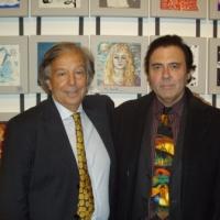 Massimo Paracchini espone alla Mostra