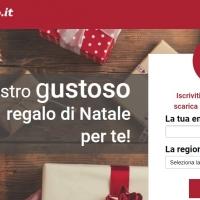 Agriturismo.it lancia la prima campagna di comunicazione per la sezione Ristorante e regala agli utenti un Ricettario di Natale digitale