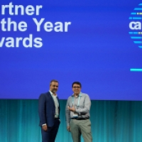 Consoft Sistemi premiata con l'EMEA 2017 Reseller of the Year Award