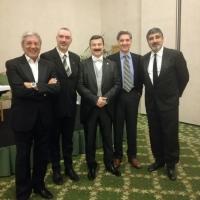 Aperto con successo il 204° Anno della Fondazione dell'Accademia Tiberina gia' Pontificia