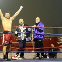 Dragan Lepei verso la Boxe Night Florence