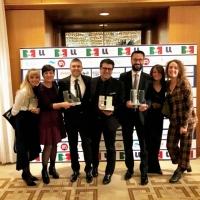 Gruppo icat: triplo successo ai Premi Unicom 2017