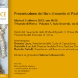 """""""La giudice"""", magistrati a confronto sul libro di Paola Di Nicola"""
