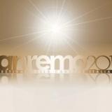Sanremo 2013 - Apre la gara Marco Megoni, chiude Chiara. Ospite Crozza.