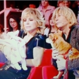 Carmen Russo , Enzo Paolo Turchi nella bufera, la loro bimba neonata in tv .