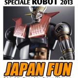 Robot e die-cast, nuovi arrivi e grandi classici: tutte le novità del 2013 dal Giappone