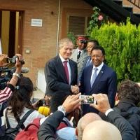 """""""LE IMPRESE ITALIANE NON HANNO DISATTESO LE NOSTRE ASPETTATIVE:NUOVE OPPORTUNITÀ DI LAVORO IN MADAGASCAR"""""""