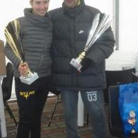 Valeria Empoli e Matteo Nocera vincono la 24 Ore Telethon a Lavello